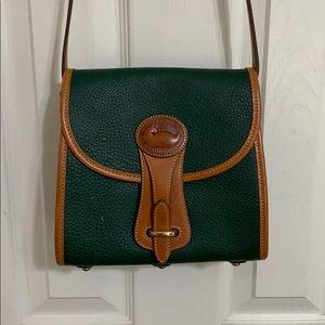 Vintage Dooney & Bourke crossbody purse